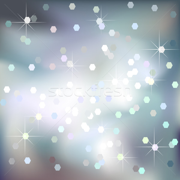 Abstract vector sparkle background  Stock photo © ESSL