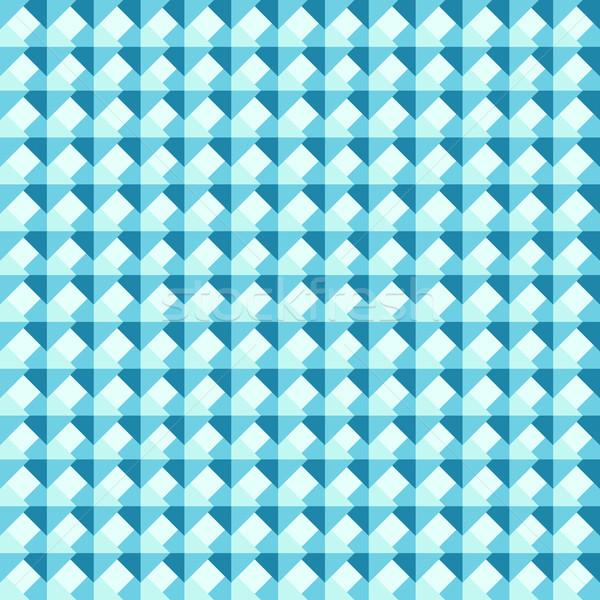Vector Abstract Background. Seamless Minimalistic Geometric Patt Stock photo © ESSL