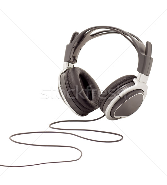 Headphones Stock photo © evgenyatamanenko