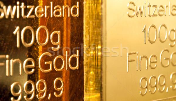 Arany pénzügy bank luxus bankügylet ötlet Stock fotó © EvgenyBashta