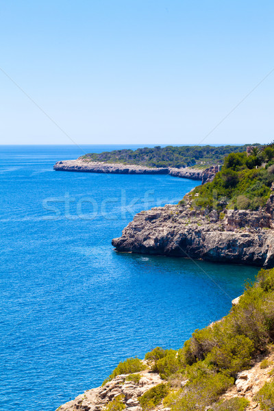 Majorca Island. Mallorca.  Island landscape.  Stock photo © EwaStudio