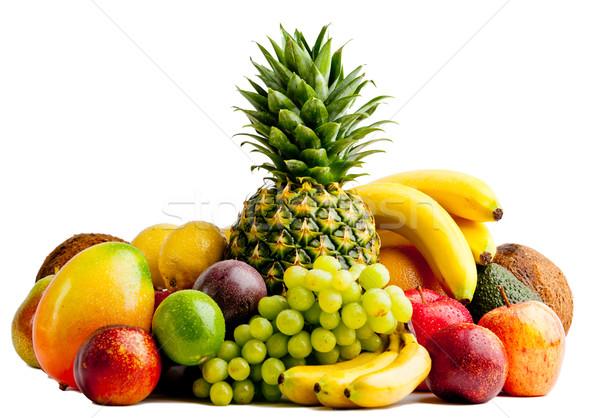 fruits isolated Stock photo © EwaStudio