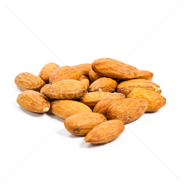 almond nuts isolated Stock photo © EwaStudio