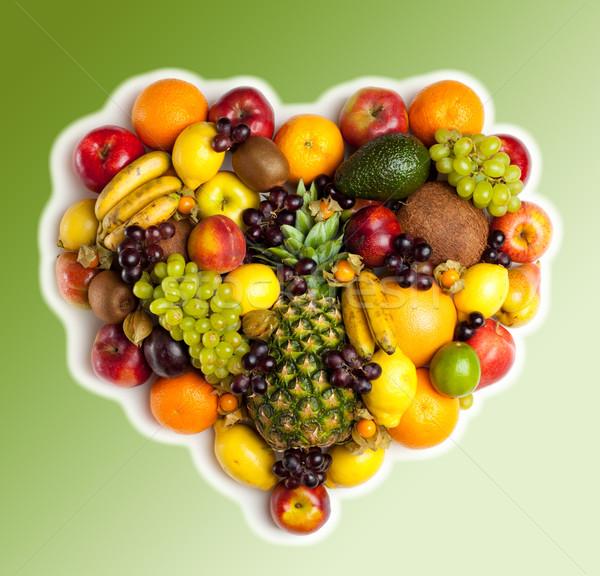 Fruits Stock photo © EwaStudio