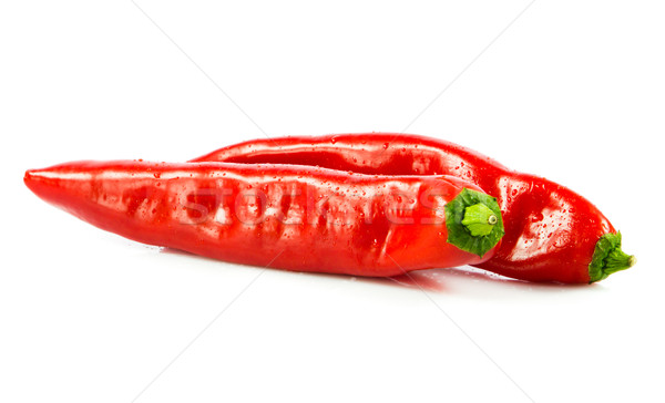 chili pepper Stock photo © EwaStudio