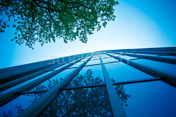 The modern office building.  Stock photo © EwaStudio