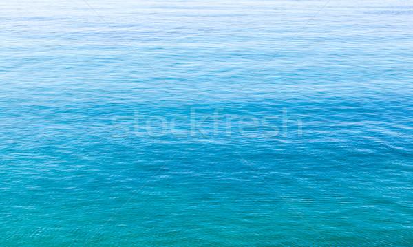 Blau Meer Wellen Schönheit Raum Reise Stock foto © EwaStudio