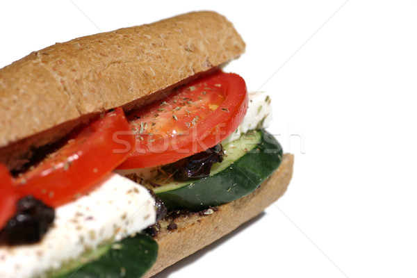 Healthy Sandwich Stock photo © exile7
