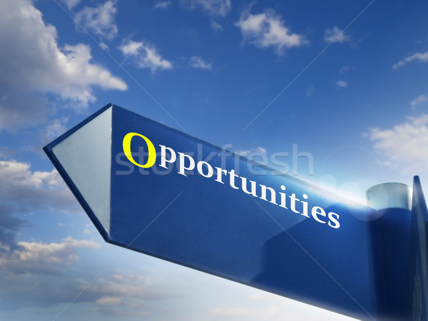 opportunities Stock photo © exile7