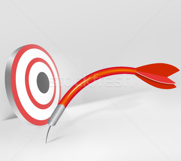 target missed Stock photo © exile7