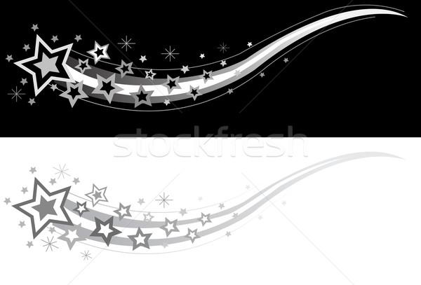 Star pyłu gwiazdki magiczny sezonowy koncepcje Zdjęcia stock © exile7