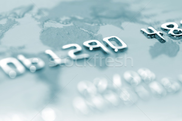 credit card Stock photo © exile7