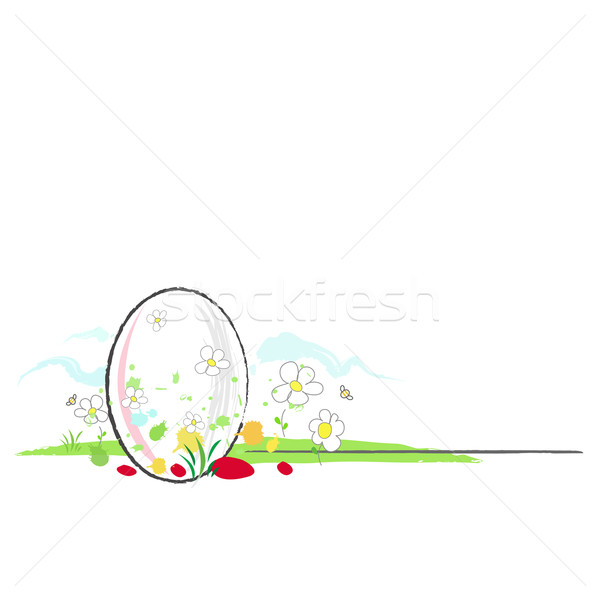 easter card Stock photo © exile7