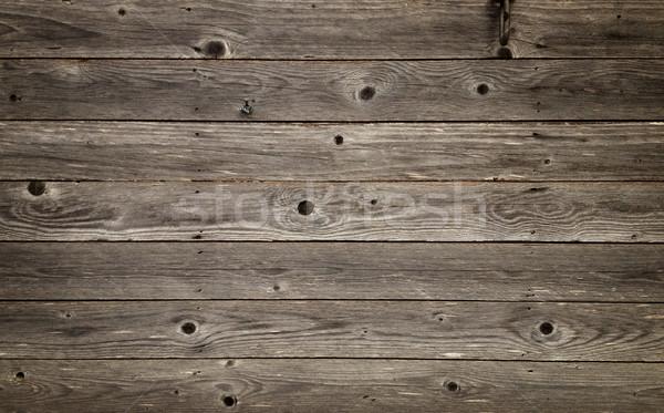 Signo textura de madera fondo de madera Foto stock © exile7