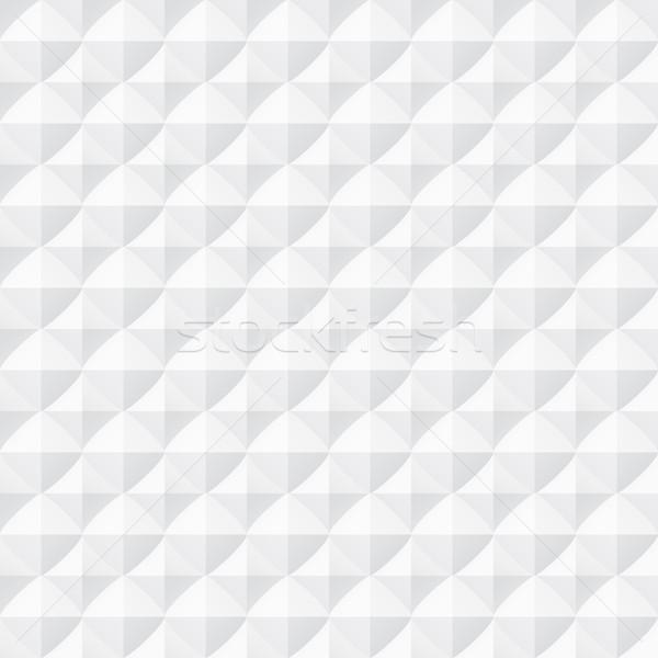 Blanche texture 3D élégante céramique Photo stock © ExpressVectors