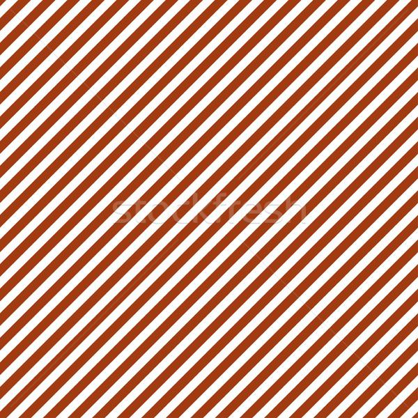 Czerwony przekątna linie bezszwowy wektora pasiasty Zdjęcia stock © ExpressVectors