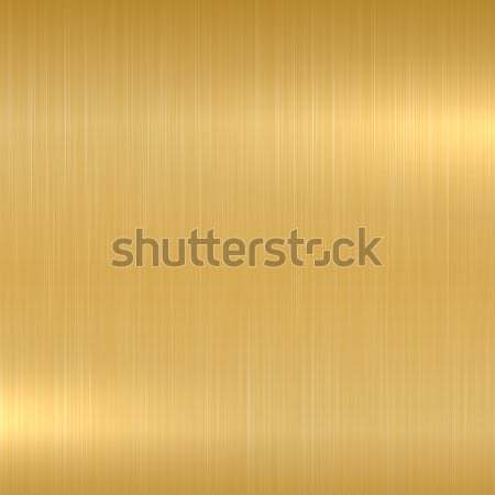 Gold polished surface.  Stock photo © ExpressVectors