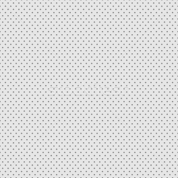 点在 シームレス 白 グレー テクスチャ 背景 ストックフォト © ExpressVectors