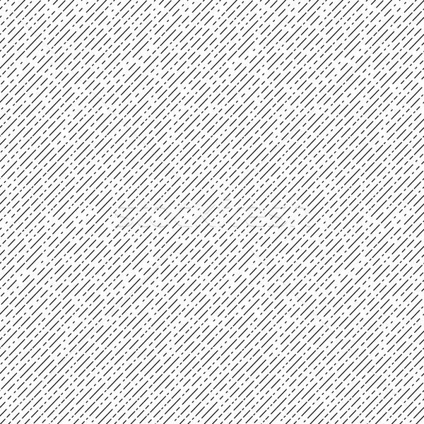 Mértani átló végtelen minta feketefehér csíkos megismételhető Stock fotó © ExpressVectors