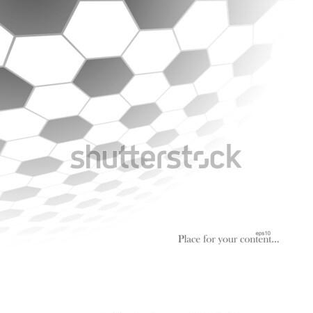 Abstract perspectief eps10 business textuur ontwerp Stockfoto © ExpressVectors