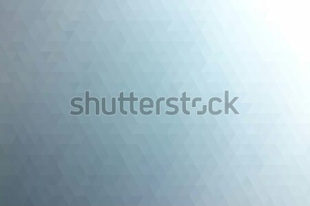 Blue abstract geometric background. Stock photo © ExpressVectors