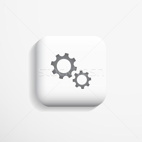 Icon, configuration, option deign. Stock photo © ExpressVectors