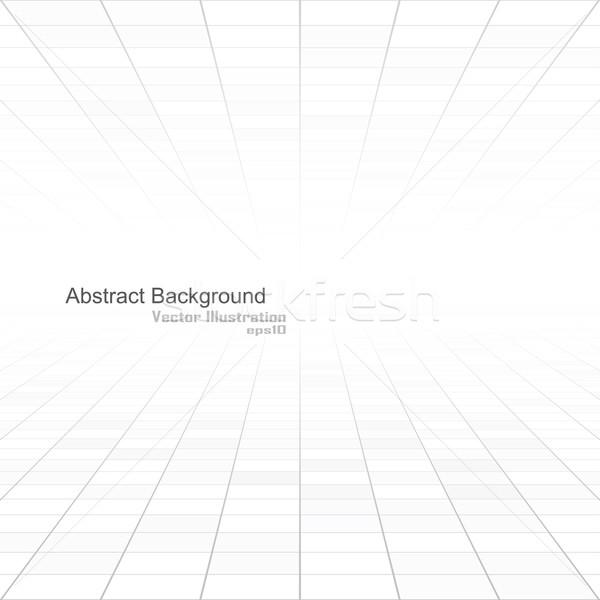 抽象的な 白 ビジョン 観点 ビジネス 光 ストックフォト © ExpressVectors