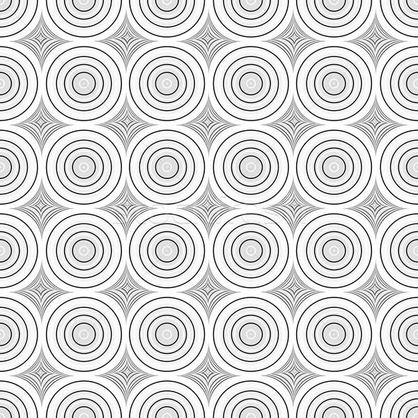 геометрический черно белые текстуры моде веб Сток-фото © ExpressVectors