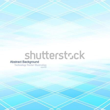 Absztrakt homály fehér űr terv ötletek Stock fotó © ExpressVectors