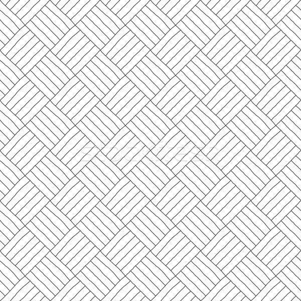 Disegno geometrico senza soluzione di continuità vettore carta design Foto d'archivio © ExpressVectors
