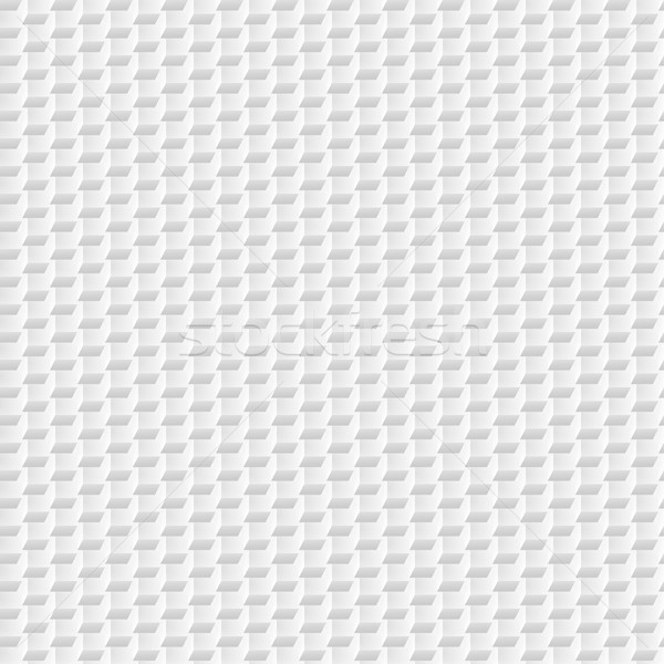 White geometric texture. Seamless vector pattern. Stock photo © ExpressVectors