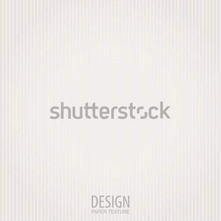 Carton texture rayé vecteur surface design Photo stock © ExpressVectors