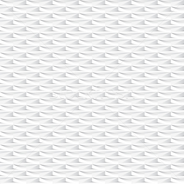 White texture - seamless vector background Stock photo © ExpressVectors