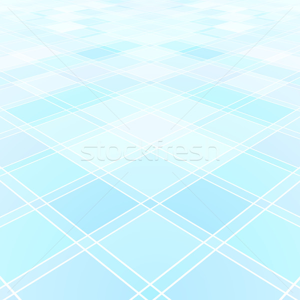 Streszczenie perspektywy geometryczny technologii tle internetowych Zdjęcia stock © ExpressVectors