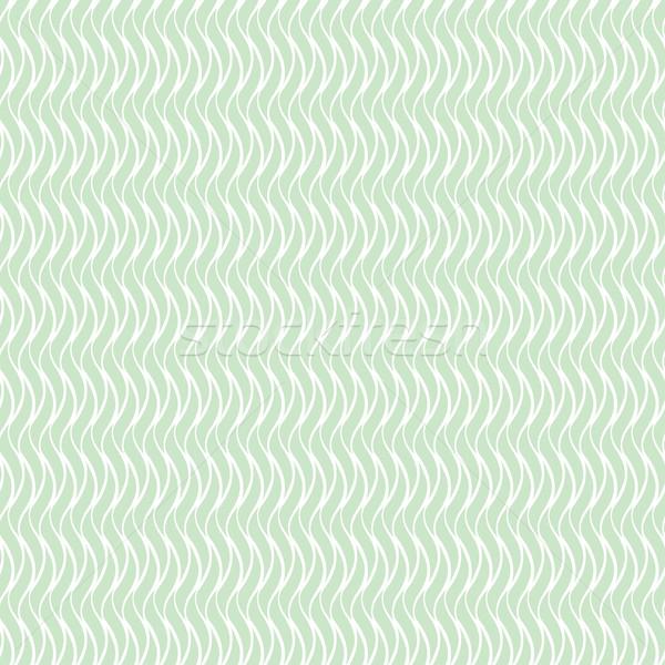 Verde ondulado sin costura floral patrón vector Foto stock © ExpressVectors