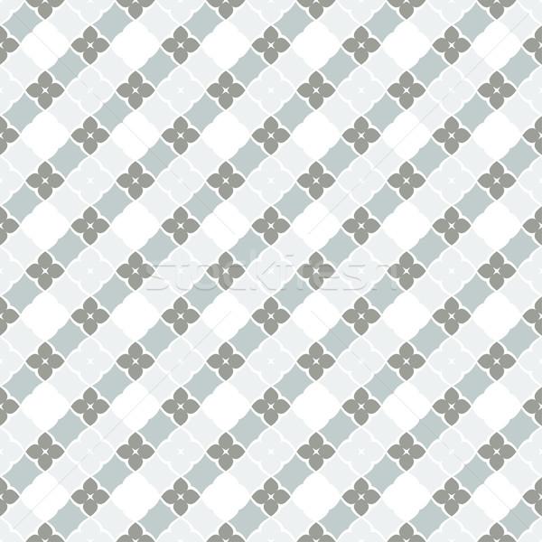 Díszítő ruha minta végtelenített vektor divat Stock fotó © ExpressVectors