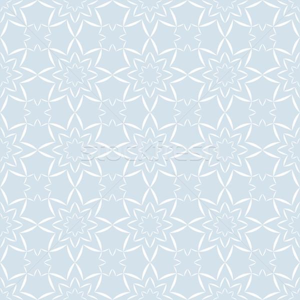 Vettore pattern senza soluzione di continuità floreale ripetibile Foto d'archivio © ExpressVectors