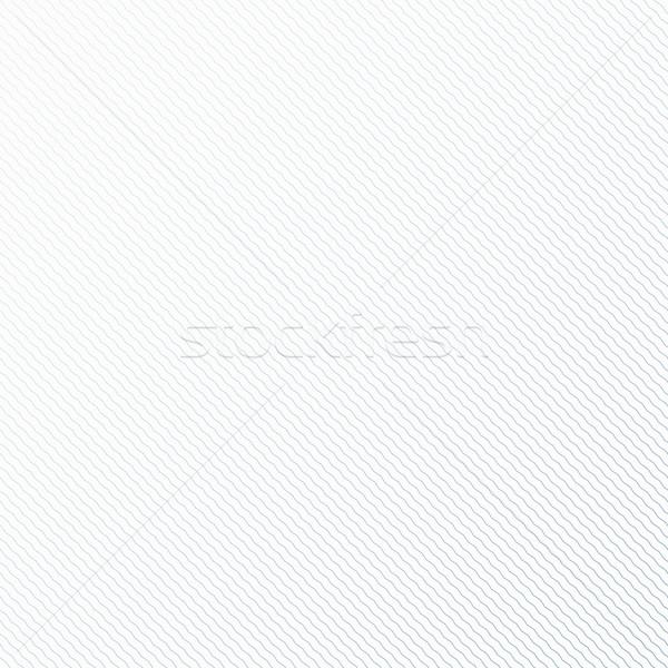 белый текстуры полосатый волнистый диагональ шаблон Сток-фото © ExpressVectors