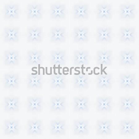 Beyaz yanılsama doku dekoratif geometrik Stok fotoğraf © ExpressVectors