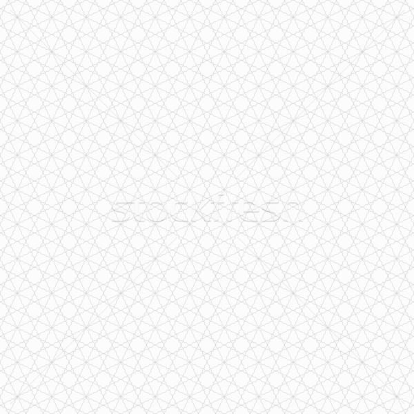 Mértani végtelen minta vektor végtelenített díszítő minta Stock fotó © ExpressVectors