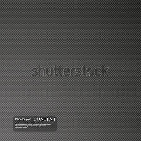 Metal doku vektör iş duvar soyut Stok fotoğraf © ExpressVectors