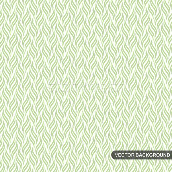 Geometrisch patroon naadloos vector groene textuur soortgelijk Stockfoto © ExpressVectors
