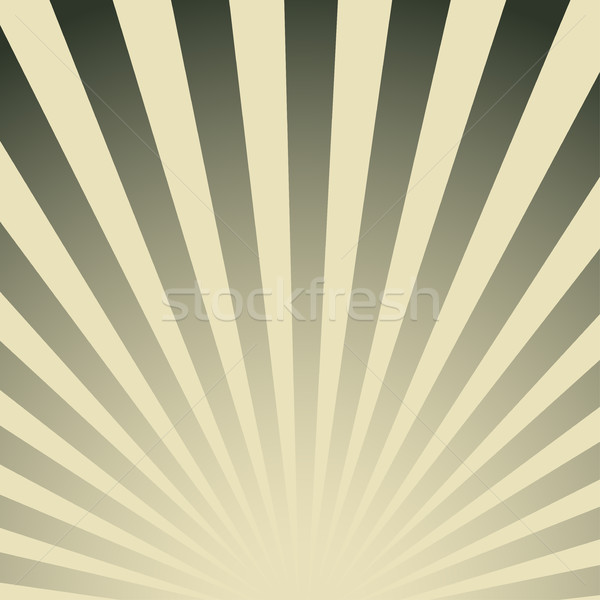 Vintage striped poster Stock photo © ExpressVectors