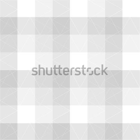 Soft vector background - seamless white texture. Stock photo © ExpressVectors