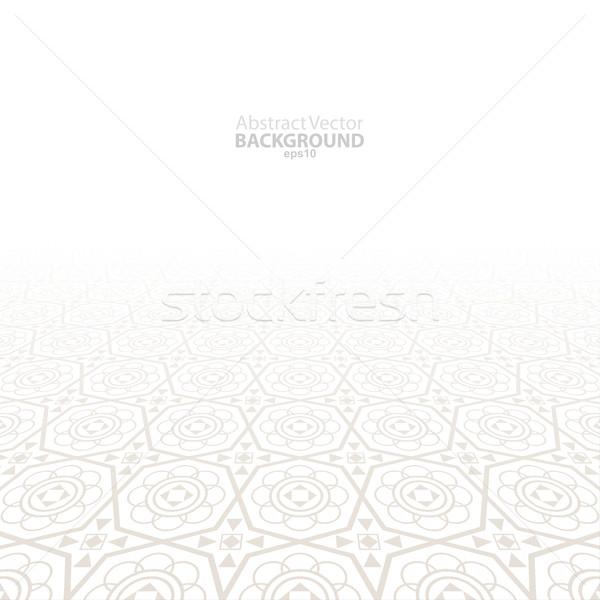 抽象的な 観点 古代 背景 クリーン モザイク ストックフォト © ExpressVectors