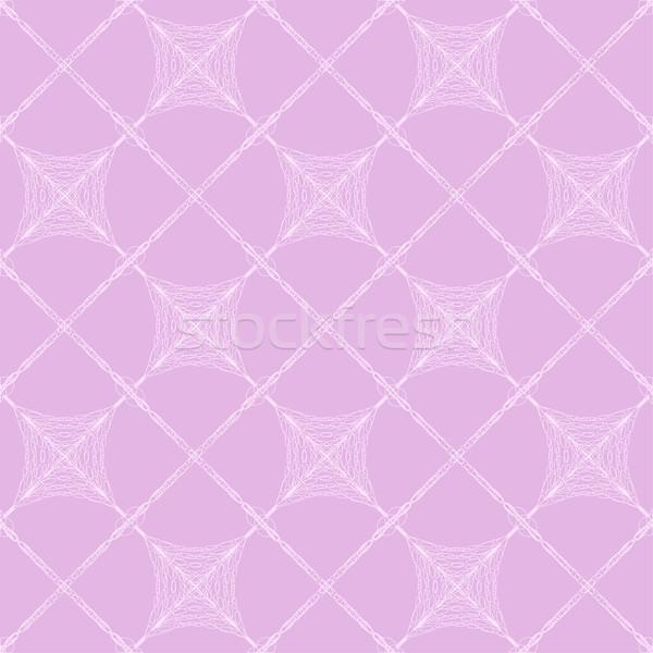 Stockfoto: Geometrisch · patroon · patroon · ontwerp · ideeën · meisje