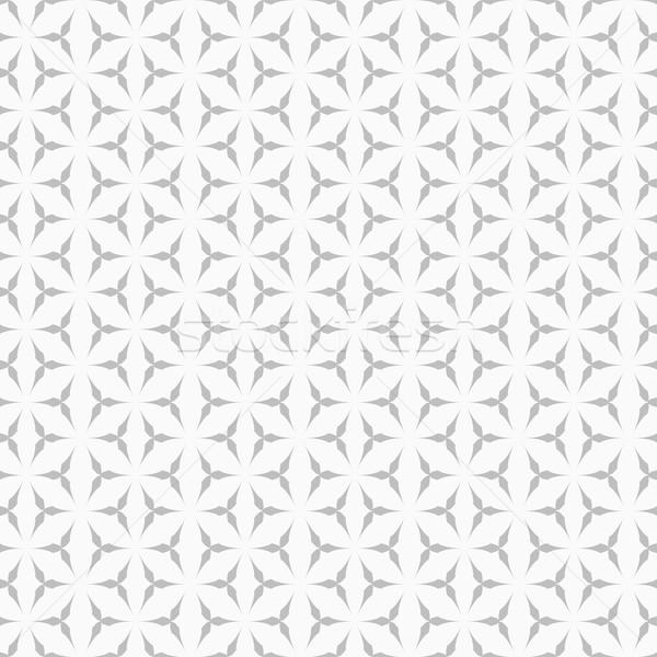 Mértani végtelen minta textúra végtelenített vektor terv Stock fotó © ExpressVectors