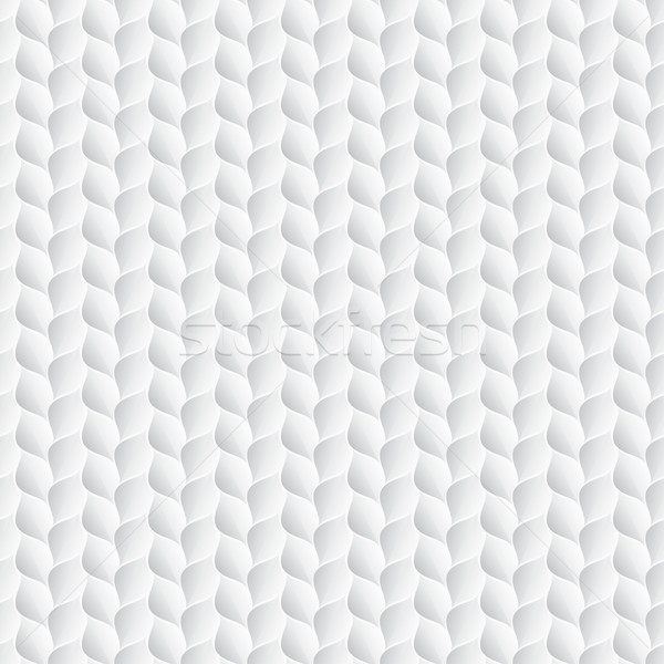 White decorative texture - seamless Stock photo © ExpressVectors