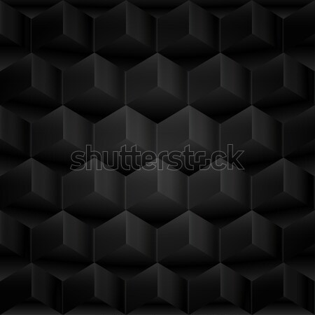 Abstract background, 3d cubes, Stock photo © ExpressVectors