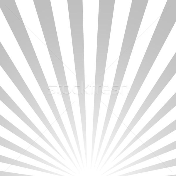 Soyut çizgili doku vektör beyaz gri Stok fotoğraf © ExpressVectors